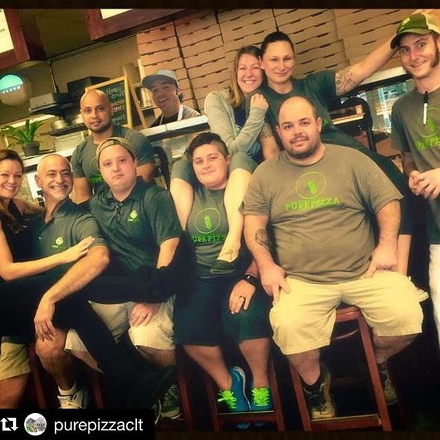 "Excited for you @purepizzaclt and honored to work for you.  Looking good!! #dunstangroup  #customapparel #Repost @purepizzaclt with @repostapp.・・・Thank you Charlotte! We are so humbled and grateful that you guys voted us Best Pizzeria for Creative Loafing Charlotte's ""Best Of Charlotte 2015"". We wouldn't be where we are today if it weren't for YOU - our loyal customers! #KeepitPure #cltpizza #organic #eatclean #healthychoices #clt #clteats #foodstagram #plazamidwood #pizza #vegan #vegetarian #vegetarianfood #charlotte #charlottenc #ncrestaurants @charlottesgotalot @charlotteagenda @eatclt @clteats @clturefood @cltureapproved"